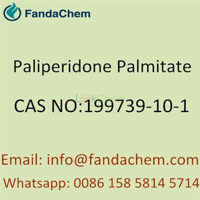 Paliperidone Palmitate, CAS NO:199739-10-1