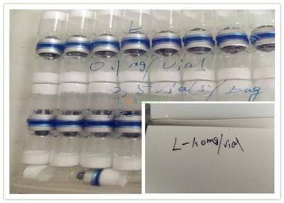 99% Peptide Igf-1lr3 (1mg/vial) CAS 946870-92-4 for Bodybuilding Igf-1Lr3