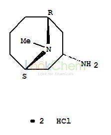 Endo-3-amine-9-methyl-9-azabicyclo[3,3,1]nonane dihydrochloride