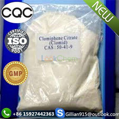 99% Anti-Estrogen Steroids Clomiphene Citrate for Cancer treatment