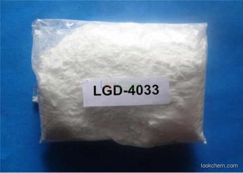 Raw Fat Loss Sarms Powder Lgd 4033 Sarm CAS 1165910-22-4