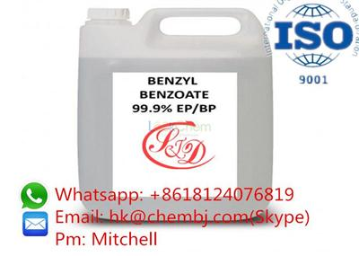 99% Quality Steroids Solvent Benzyl Benzoate (BB)