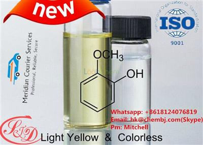 Safe Organic Solvents 2-Methoxyphenol Guaiacol