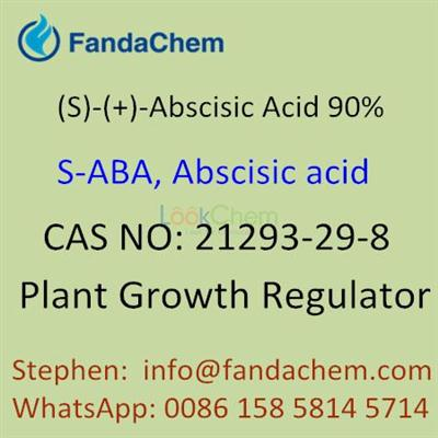 (S)-(+)-Abscisic Acid, cas  21293-29-8 from Fandachem