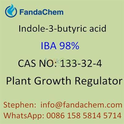 IBA(Indole-3-butyric acid 98%), CAS No: 133-32-4