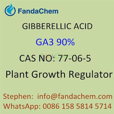 GA3 90% ( GIBBERELLIC ACID), CAS NO: 77-06-5