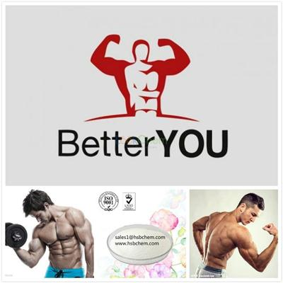USP 99% Stanozolol Raw Hormone powder