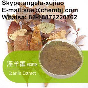 Natural Icariin Extract/Epimedium Extract CAS489-32-7
