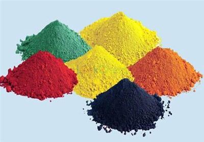 Iron Oxide CAS NO.1332-37-2 Zinc Oxide Titanium Dioxide