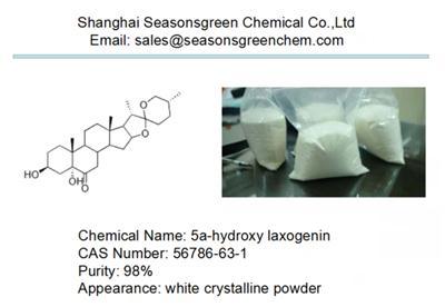 lower price white powder 5a-hydroxy laxogenin