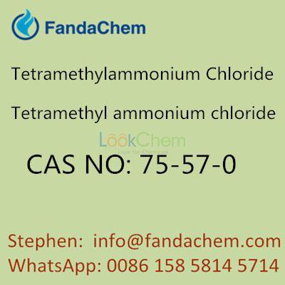 Tetramethylammonium Chloride, CAS NO: 75-57-0