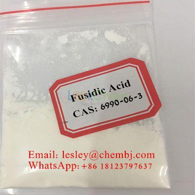 Corticoid Steroid Fusidic Acid for The Treatment of Eczema