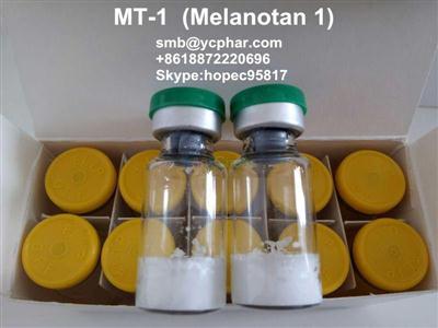 Growth Hormone Peptides 75921-69-6 Melanotan 1 Mt-1 121062-08-6 Melanotan-II Mt -2 for Bodybuilding