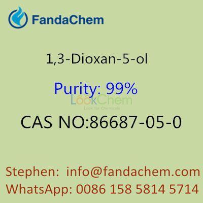 1,3-Dioxan-5-ol 99%, CAS NO: 86687-05-0