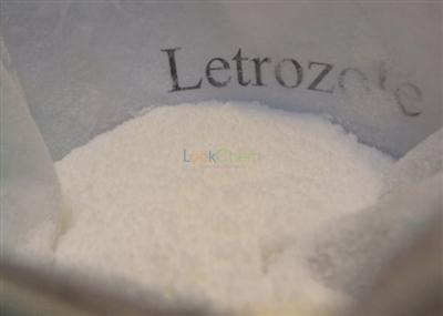 Antineoplastic Letrozole Femara CGS-20267 powder CAS 112809-51-5 oral non-steroidal aromatase inhibitor