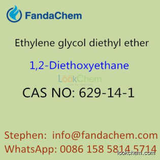 1,2-Diethoxyethane,  CAS NO.: 629-14-1