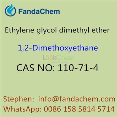1,2-Dimethoxyethane 99.5%,CAS NO.110-71-4 from fandachem