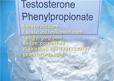 Want Testosterone phenylpropionate write to lisa@ycgmp.com