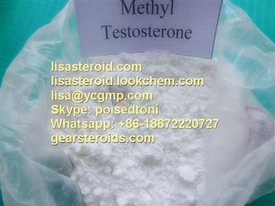 Want Methyltestosterone /17-alpha-Methyl-testosterone write to lisa@ycgmp.com