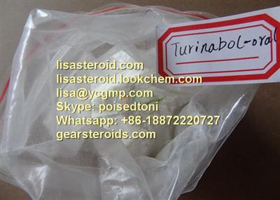 Want 4-Chlorodehydromethyltestosterone Turinabol write to lisa@ycgmp.com