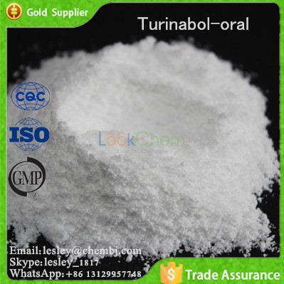 Oral turinabol Steroids 4-Chlorodehydromethyltestosterone Turinabol-oral