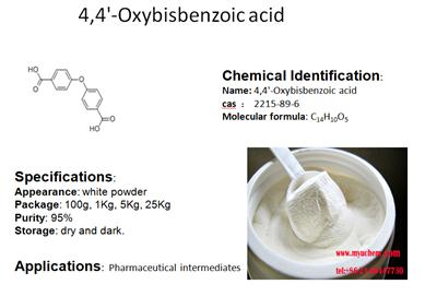 wholesale  4,4'-Oxybisbenzoic acid  2215-89-6