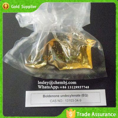 Boldenone Steroids Oil EQ Boldenone Undecanoate (Equipoise) 13103-34-9 with Good Effect