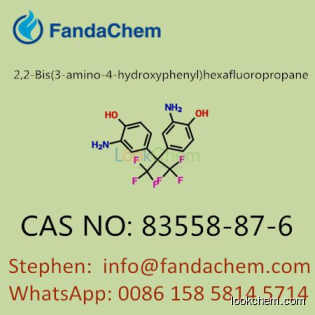 2,2-Bis(3-amino-4-hydroxyphenyl)hexafluoropropane CAS NO: 83558-87-6