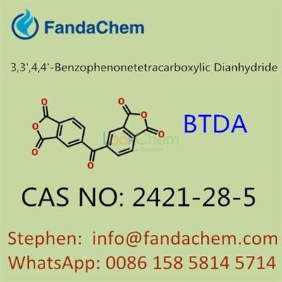 3,3',4,4'-Benzophenonetetracarboxylic dianhydride(BTDA), CAS NO 2421-28-5