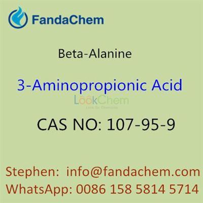 β-alanine, CAS NO: 107-95-9