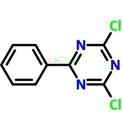 UIV CHEM 99% in stock low price 2,4-Dichloro-6-phenyl-1,3,5-triazine