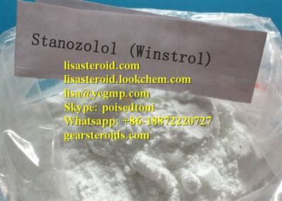 Want Stanozolol Winstrol CAS 10418-03-8 write to Lisa