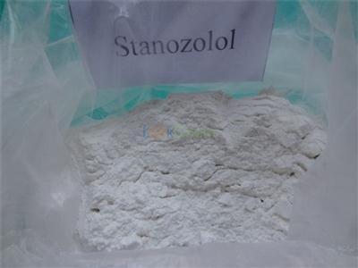 Bodybuilding steroid Stanozolol
