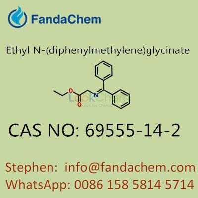 Ethyl N-(diphenylmethylene)glycinate CAS NO.69555-14-2