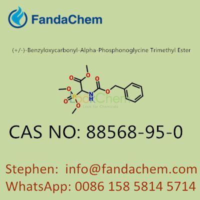 (+/-)-Benzyloxycarbonyl-Alpha-Phosphonoglycine Trimethyl Ester CAS NO.88568-95-0