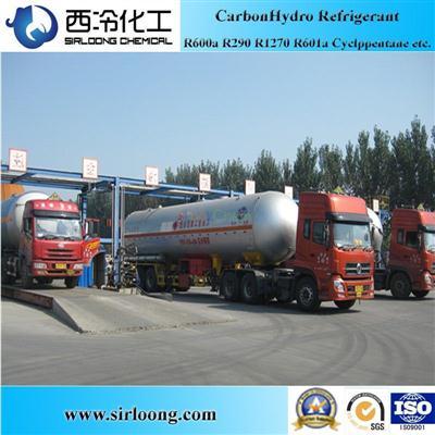 Refrigerant Gas Hydrocarbon Propane R290