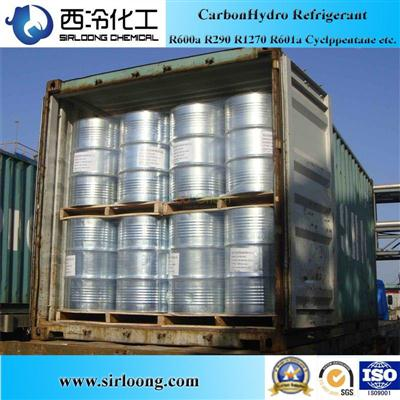 High Purity Refrigerant Gas Foaming Agent Cyclopentane