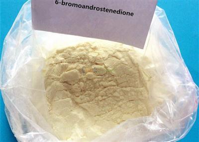 6-Bromoandrostenedione Anabolic Androgenic Steroids powder 6BRO for Bodybuilding 38632-00-7