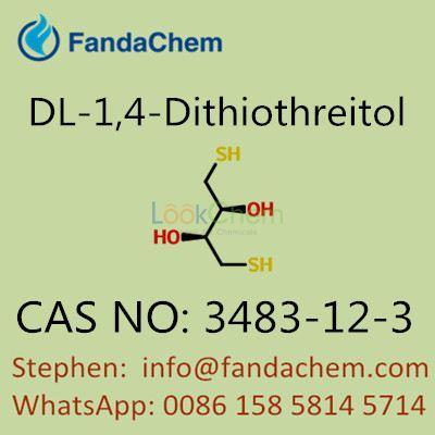 DL-1,4-Dithiothreitol,  cas no: 3483-12-3