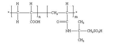 Acrylic Acid-2-Acrylamido-2-Methylpropane Sulfonic Acid Copolymer (AA/AMPS)