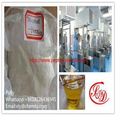 High Quality Raw Steroids Hormone Powder Testosterone Isocaproate for Bodybuilding CAS 15262-86-9(15262-86-9)