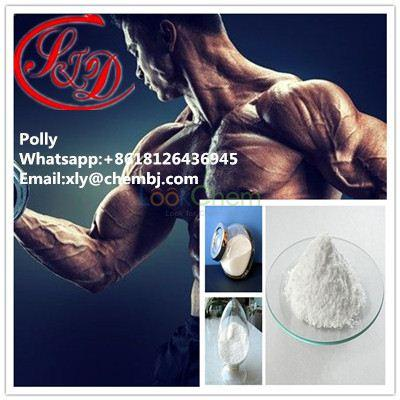 Natural Oral Anti Estrogen Steroid Clomifene Citrate Clomid for Bodybuilding CAS 50-41-9(50-41-9)