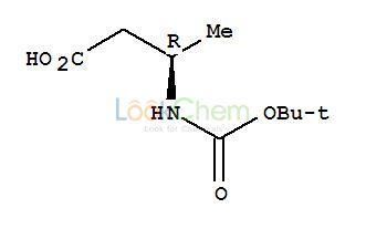 (R)-3-(tert-Butoxycarbonylamino)butanoic acid