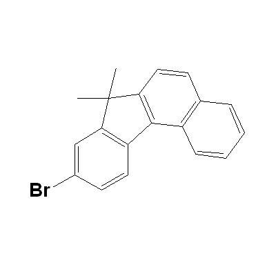 9-Bromo-7,7-dimethyl-7H-benzofluorene[C](1198396-46-1)