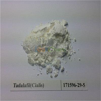 No Side Effect Sex Drugs Enhancer Tadalafil Cialis CAS 171596-29-5