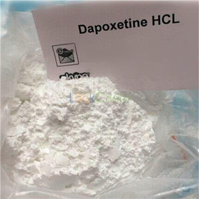 Male Enhancement Powder Dapoxetine Hydrochloride CAS 119356-77-3 For Strong Sex Desire