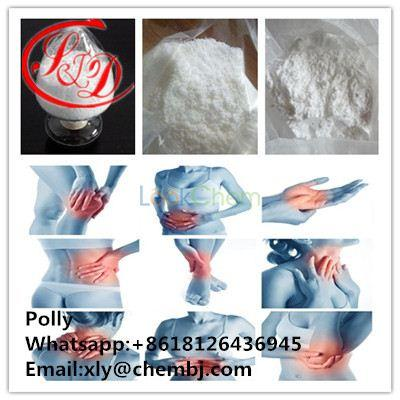 Factory Supply Nonsteroidal Anti-Inflammatory Drug Naproxen for Pain Killer CAS 22204-53-1