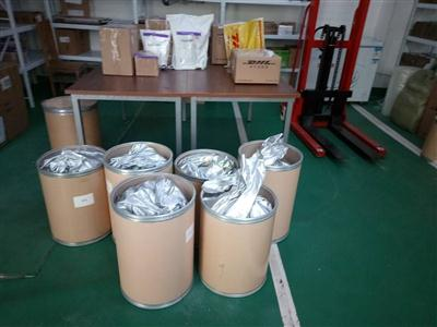 High purity 99% Medetomidine hydrochloride factory in stock