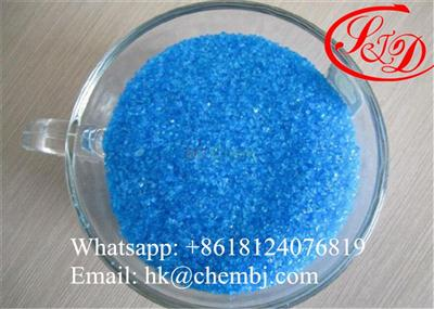 Copper Sulphate (sulfate) Pentahydrate CAS 7758-99-8 Ar Reagent 99min Manufacturer