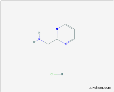 Hot sale / 2-Aminomethylpyrimidine hydrochloride